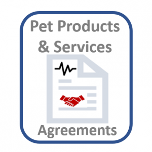 Pet Products and Services